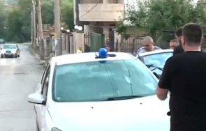 бивш полицай задържаният обира банката дупница снимки