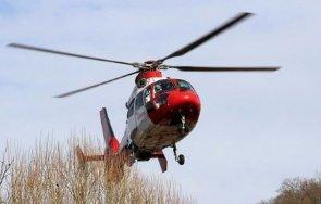 хеликоптер превозващ урни избирателните секции иран разби