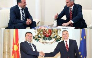 първо пик стефан янев зоран заев горещи изявления срещата четири очи предаде кабинетът радев българските интереси живо