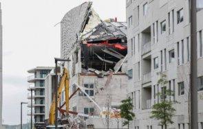 строяща сграда срути антверпен жертви