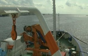 мраморно море остава без кислород бълва сероводород