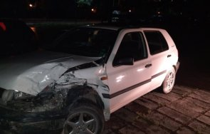 граждани преследваха задържиха пиян шофьор ударил автомобил пловдив