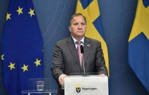 премиерът швеция напът загуби вот недоверие
