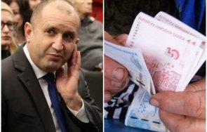 едноличният режим радев остави 900 000 пенсионери без увеличение юли