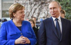 меркел позвъни путин повод годишнината операция барбароса
