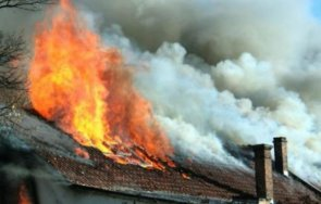 Възрастна жена загина при пожар в плевенско село