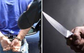 пращат съд мъж опитал убие нож собственик куче