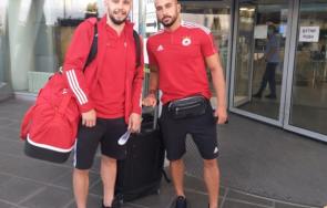 цска тръгна австрия футболисти