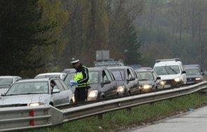 Верижна катастрофа на Околовръстното на Пловдив - нанизаха се четири коли
