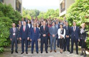 вторият балкански форум главните прокурори политическият натиск независимостта прокуратурата недопустим снимки
