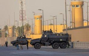 обстреляха ракети посолството сащ ирак