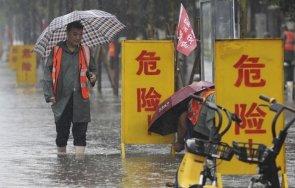 броят жертвите наводненията китай продължава расте