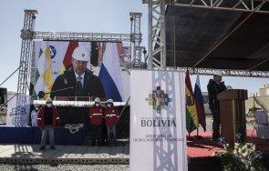 росатом започна строи боливия високо разположения изследователски реактор света снимки