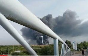 Експлозия в химически завод в Леверкузен, има ранени (ВИДЕО/СНИМКА)