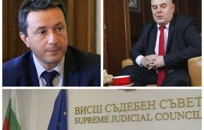всс отхвърли предложението янаки стоилов процедурата предсрочно освобождаване главния прокурор живо