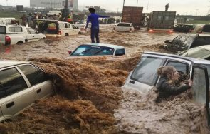 Наводнение Архави Турция