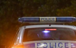 тийнейджър устрои гонка полицията бяга стоп палка