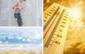 мор опасни горещини жълт код високи температури сила области страната карти