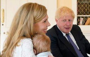 кари борис джонсън чакат второ дете