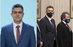 извънредно пик новият премиер трифонов мълчалив получаването мандата тошко йорданов обяви нямаме подкрепа връщаме мандата агитка подгони предатели жив
