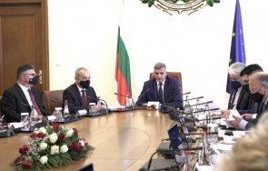 реши министерският съвет заседанието