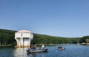 софийска вода пусна сензорна система наблюдение водата язовир искър снимки
