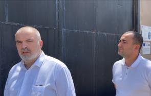 депутати герб отново пробваха влязат центъра мигранти любимец видео