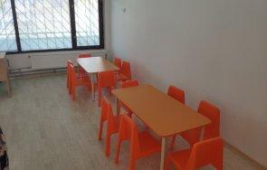 детска градина изцяло обновена дарение тец бобов дол финансиране европейска програма снимка