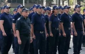 мвр сержанти положиха клетва пазарджик работят метрото