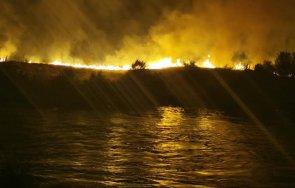 огнеборците пловдив овладяха пожари около 6500 декара