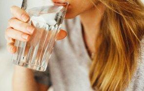 хранително отравяне пийте вода