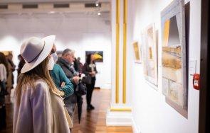 огромен интерес изложбата кристо жан клод софия
