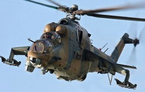 трагедия военен хеликоптер падна кот дивоар загинаха трима българи снимка