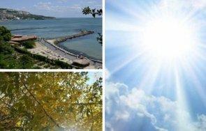 усещане лято слънце повече облаци следобедните часове без валежи карта