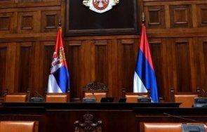 парламентът сърбия прие закон опазване кирилицата