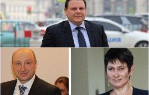 новите министри служебния кабинет радев президентът хареса кадри правителството борисов