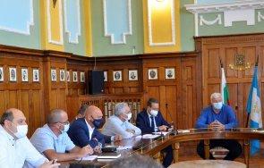 кметът пловдив стефан янев дайте млн залее река марица