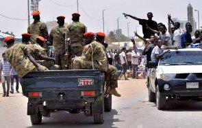 неуспешен опит преврат судан
