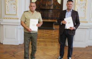 БЕХ и Военната академия подписаха договор за енергийно сътрудничество (СНИМКИ)