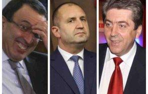 сигурната изборна победа президента сатър главата фаворита