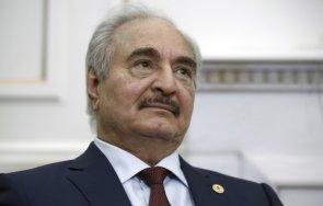 фелдмаршал иска президент либия