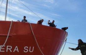 създадоха организация евакуация екипажа вера