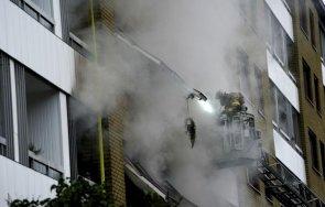 души болница взрив жилищна сграда гьотеборг