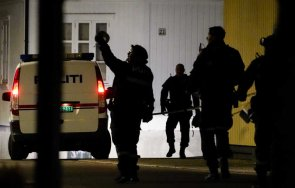 кръв пет жертви атака лък норвегия ранени снимки видео