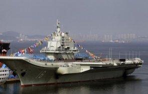 китай разработва безпилотни бойни кораби
