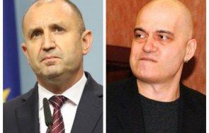 престъпник президент лансира престъпник премиер слави трифонов
