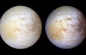 хъбъл засече трайна водна пара атмосферата юпитеровия спътник европа