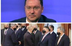 даниел митов следващият президент проф анастас герджиков служебният кабинет радев некомпетентен