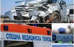 Дете пострада при катастрофа на пътя Велико Търново - Елена