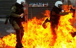 полицаи убиха млад ром атина градът пламна